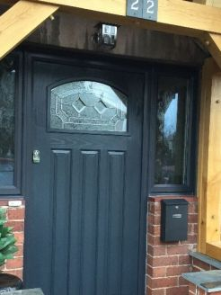 modern composite doors cardiff & modern composite doors cardiff | Capital UPVC | Cardiff South Wales