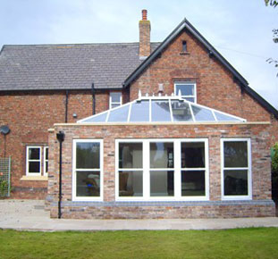 lean to conservatories cardiff