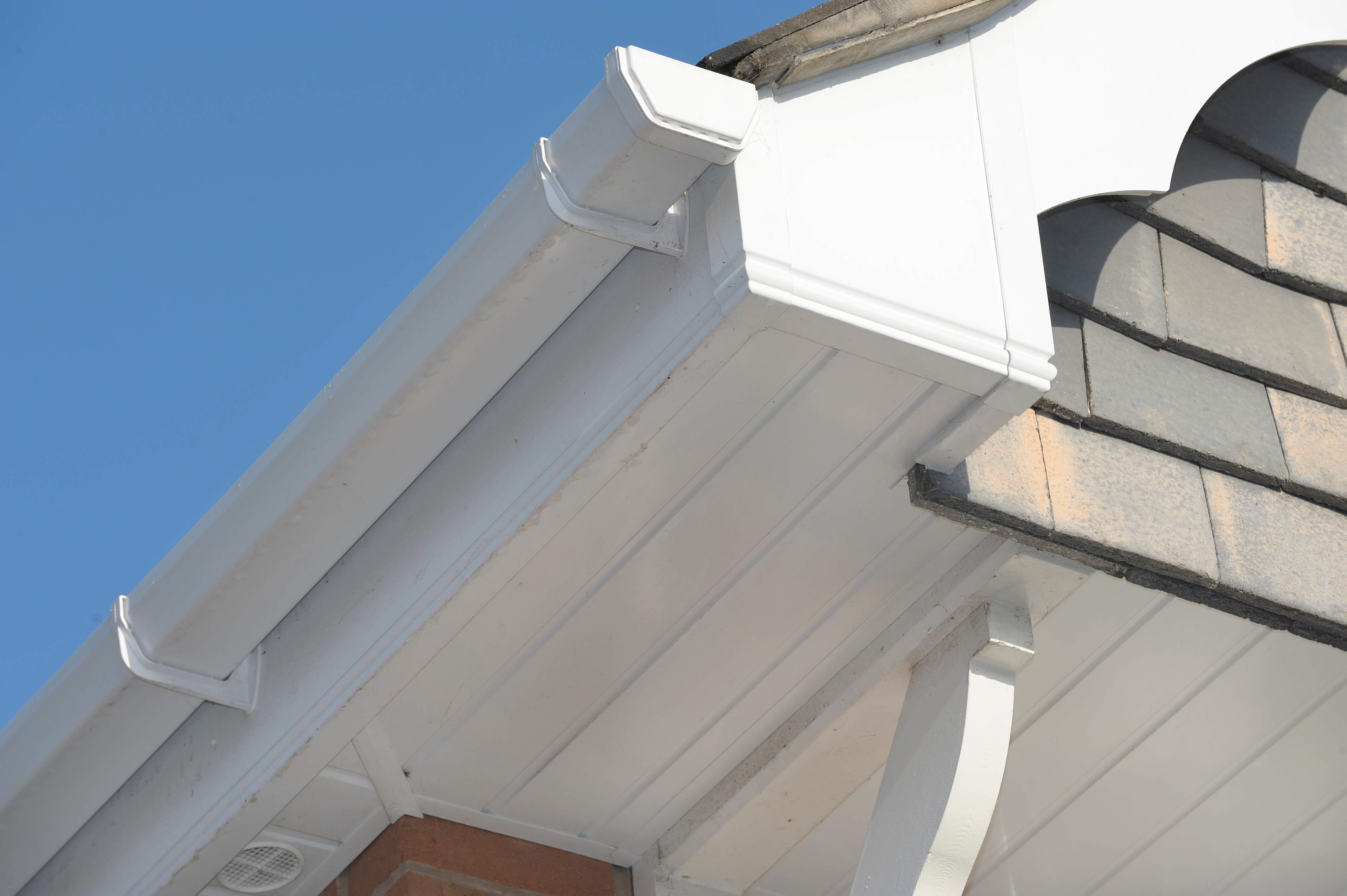Soffits in Cardiff
