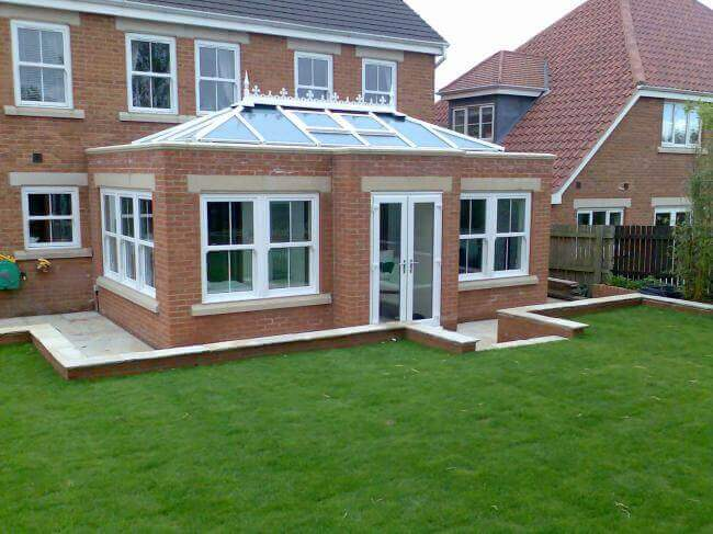 Orangery Extension Cardiff