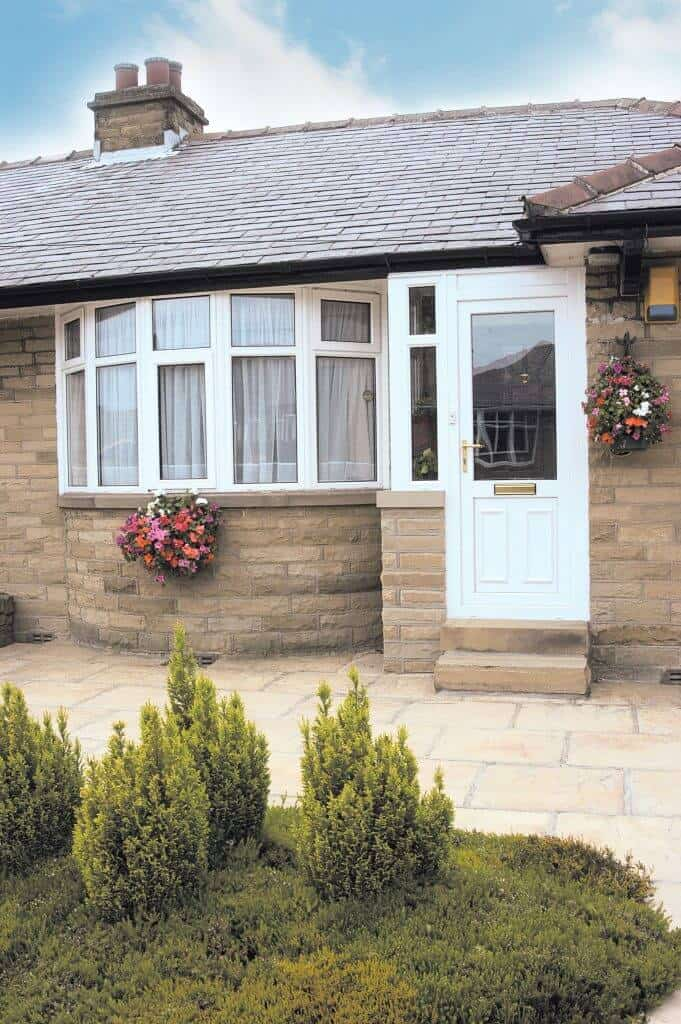 Cardiff upvc french doors