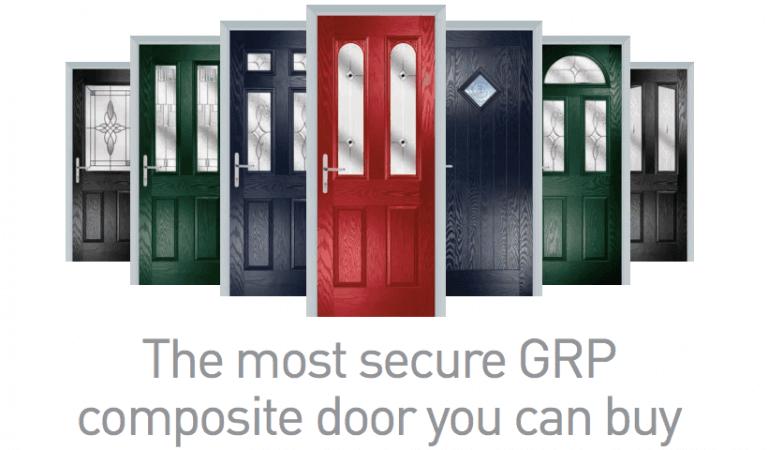 GRP Composite Doors Cardiff