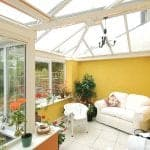 Cardiff P-Shaped Conservatory