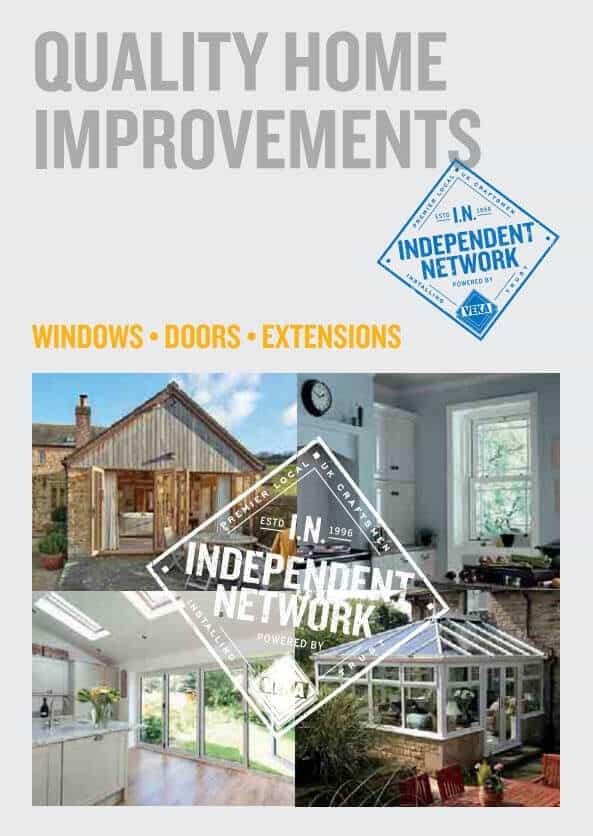 Windows, Doors, Extensions