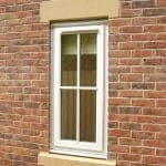 New White Casement Windows Cardiff