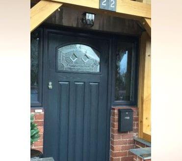 & Composite Doors - Capital UPVC