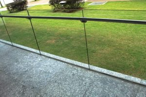 Glass Balustrades Cardiff